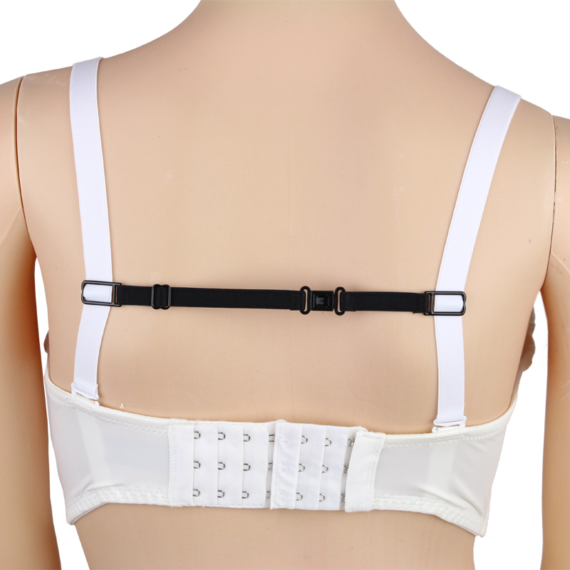 升级版内衣防滑肩带调整型文胸防滑扣防滑内衣带运动文胸防滑带子