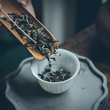 Ya debt tea No. 120 old knife moonlight white Yunnan Jinggu white tea 50g in bulk