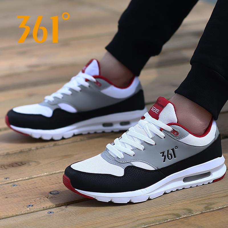 361男鞋秋季气垫运动鞋子361度好不好舒服吗?
