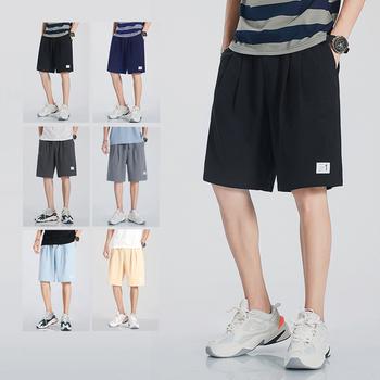 短裤夏季运动5五分裤7七分中裤子