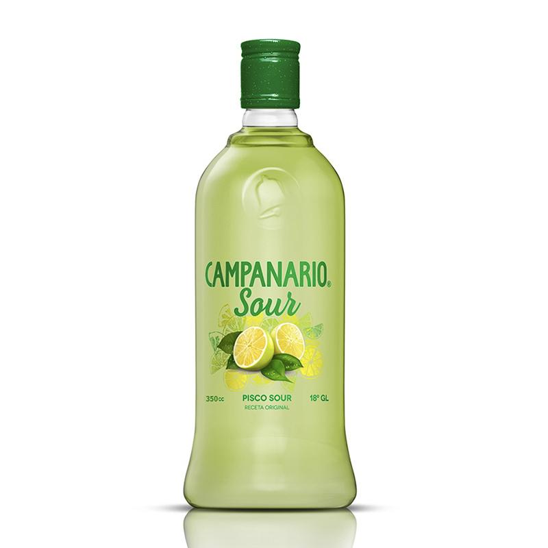 甜果酒 卡裴娜檸檬味利口酒小瓶雞尾酒洋酒皮斯科智利小酒女生喝