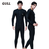 GULL diving suit female quick-drying sunscreen slim cardigan jellyfish suit male surf suit couple snorkeling swimsuit equipment