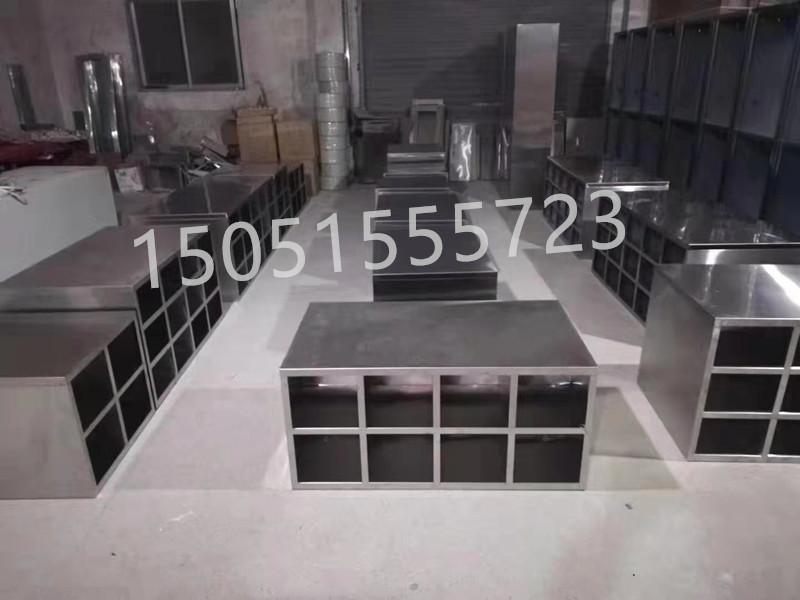 不锈钢鞋柜单双面鞋柜无尘车间换鞋柜工厂鞋柜更衣室鞋凳柜 304