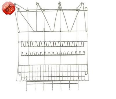 网架裱花h嘴架专用挤花袋架方形防水用品凉干架用具挂式控水晾架