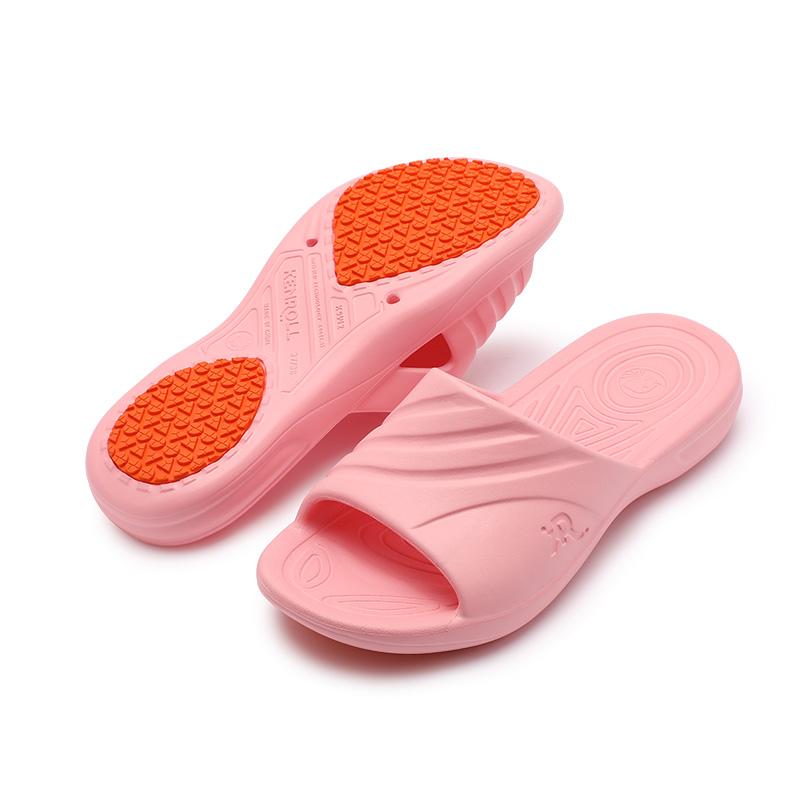 kenroll 科柔 成人/儿童款 专利防滑拖鞋 买1送1双