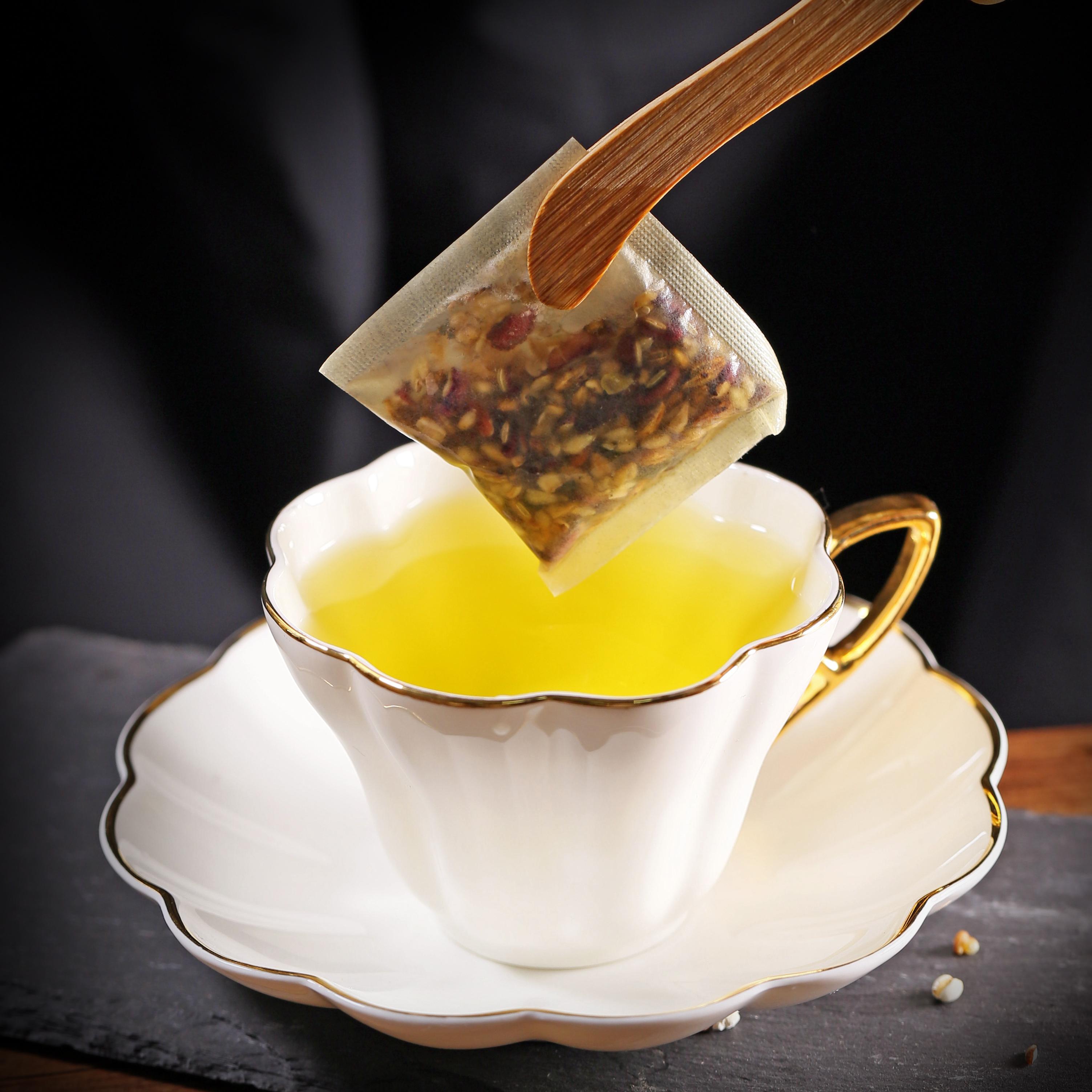 红豆薏米茶赤小豆薏仁养生搭去除芡实气非祛霍思燕同款泡水喝