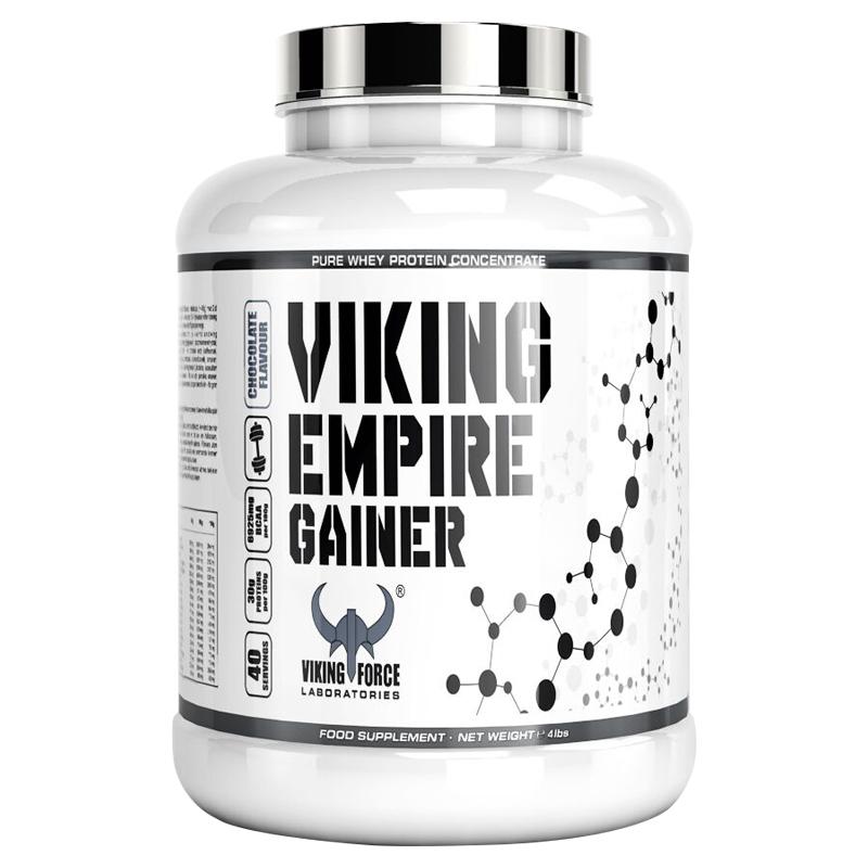 瑞典进口 1816g 北欧海盗 帝国系列 乳清蛋白粉 增肌粉
