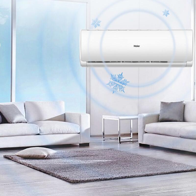 三匹变频空调家用挂机客厅冷暖两用壁挂式节能 3p 匹 3 海尔大 Haier