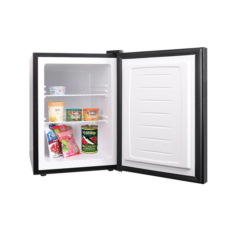 智能语音全冷冻母乳冷柜黑色天猫精灵迷你小型冰箱储奶柜 60L 惠康
