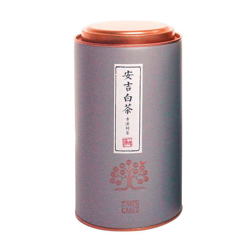 罐装特级雨前明前茶新茶 250g 白茶正宗安吉白茶 2019 淳源 现货