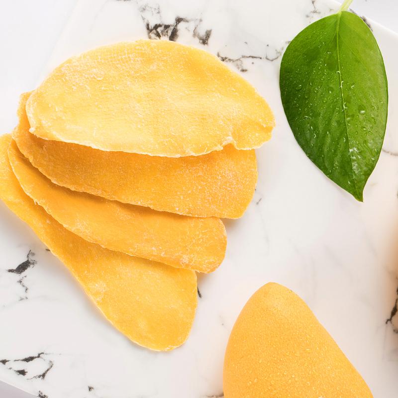 办公室休闲网红小零食泰国特产原味芒果干袋装 88g 芒果干 薛记炒货