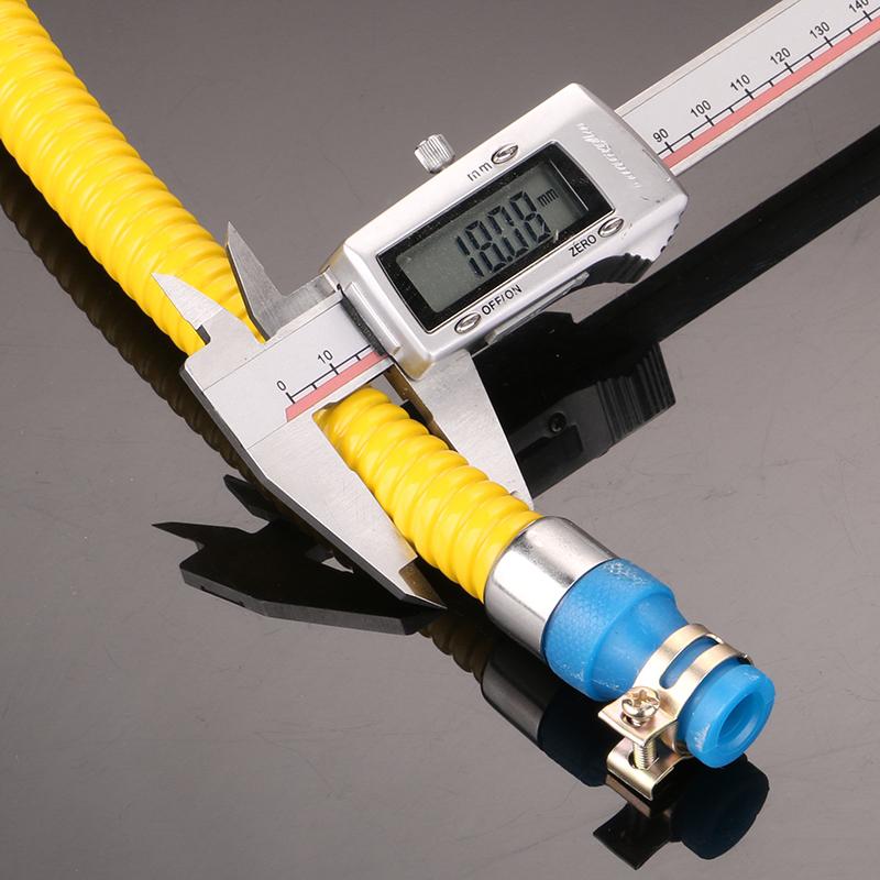 家用燃气管煤气管天然气液化气管热水器燃气灶连接金属软管防鼠咬