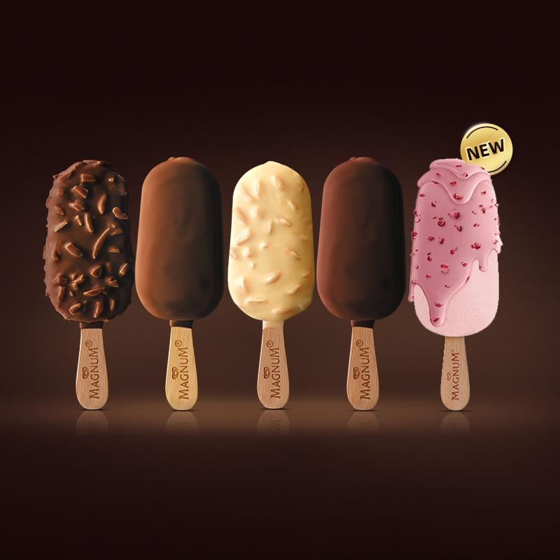 24支!和路雪 迷你梦龙 冰淇淋雪糕