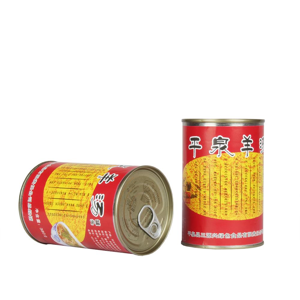 罐头礼盒装格林速食 4 八沟羊杂汤羊肉汤 承德特产蒙满食品平泉羊汤