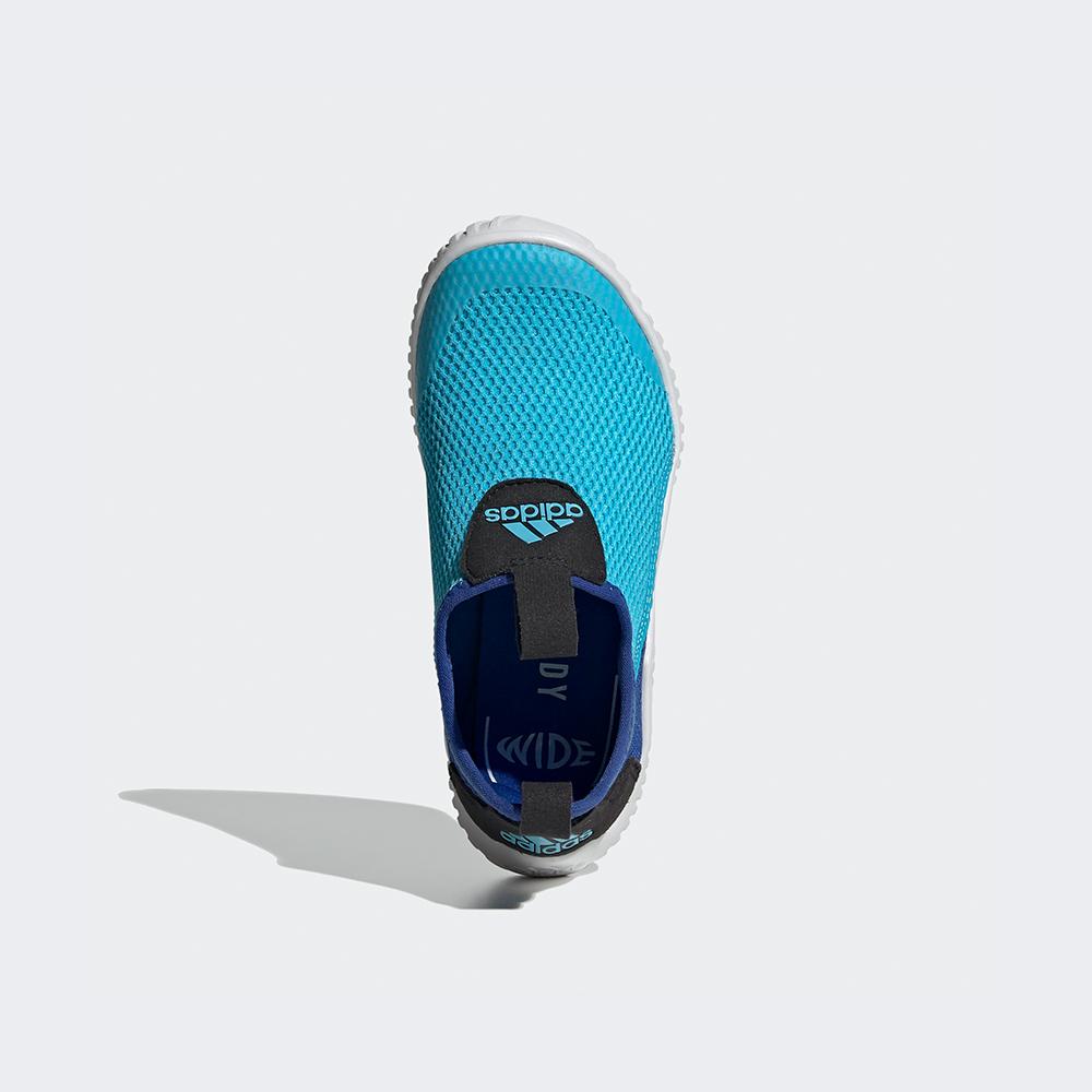 小童一脚蹬网面透气海马鞋 C RapidaZen 年新款 21 阿迪达斯 直营