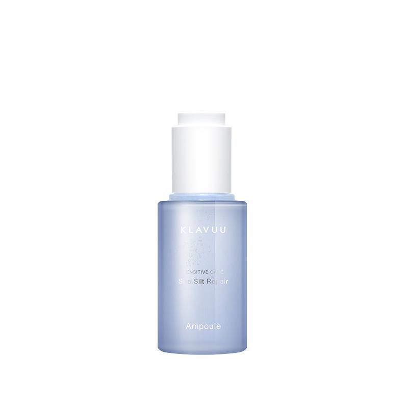 韩国 克拉优敏感修护安瓶原液修护舒缓敏感肌肤深入补水正品  KL电影UU