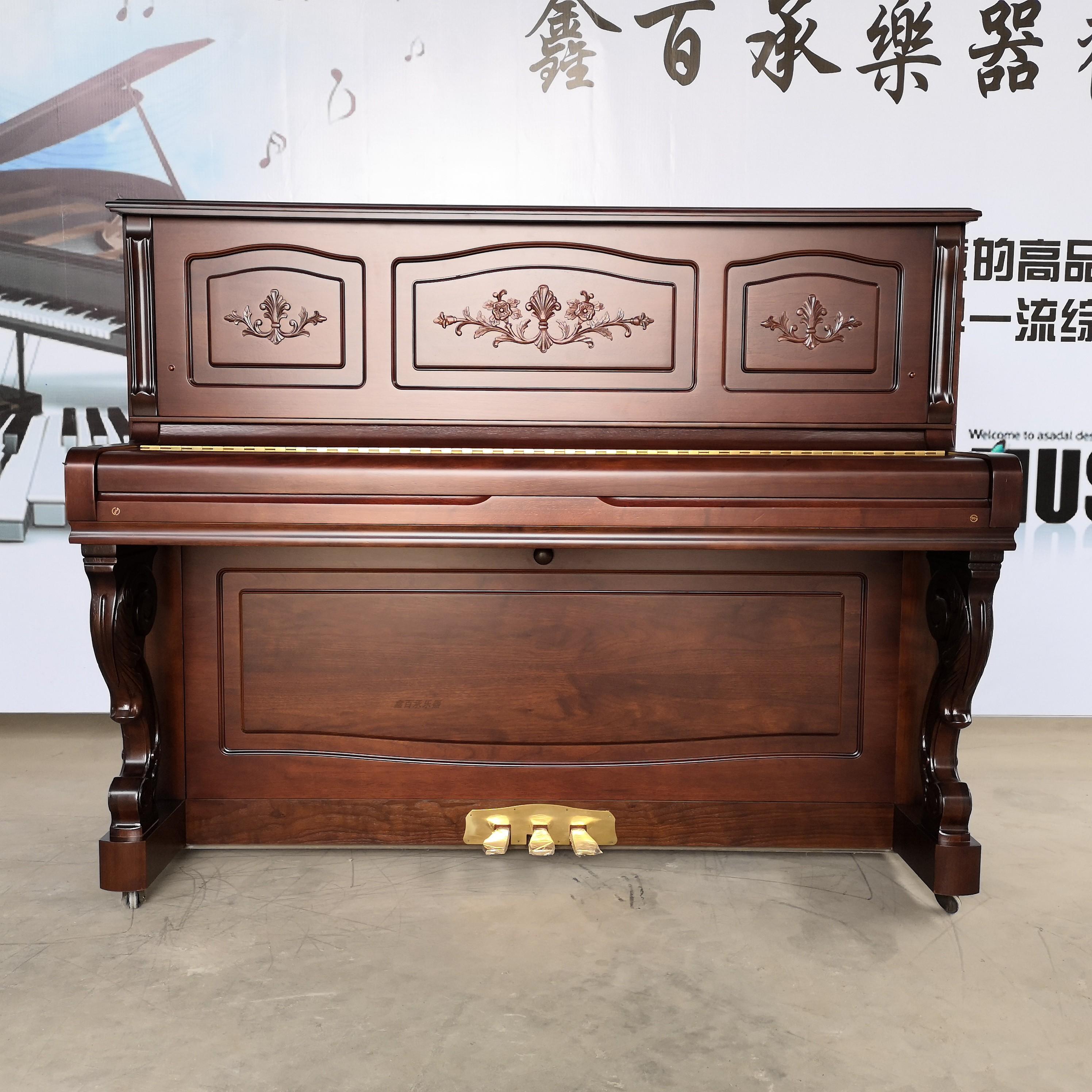 家用立式初学练习专业考级包邮 121 成新英昌三益 9 韩国进口二手钢琴