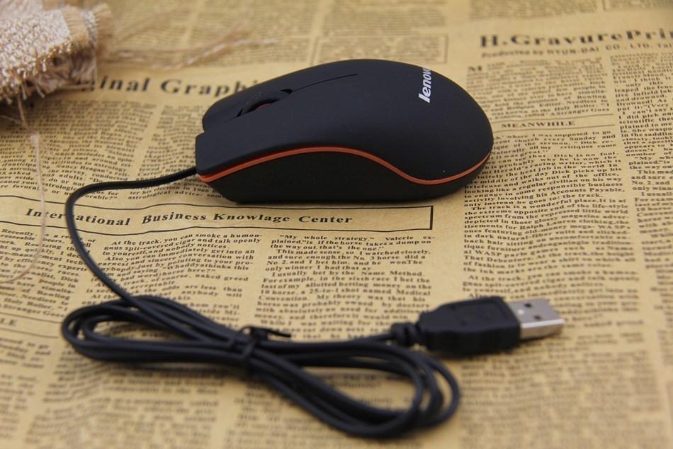 按键通用小鼠 3 有线光电鼠标笔记本电脑家用办公标准 usb 迷你