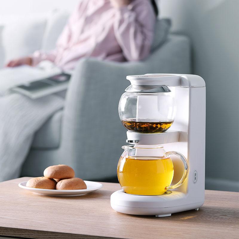 鸣盏加厚自动煮茶器,多功能实用礼物