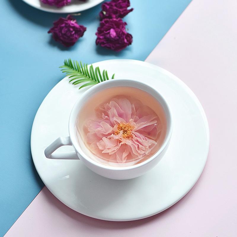 芳蕾玫瑰花茶干玫瑰平阴重瓣花瓣泡茶水喝无硫特级大朵玫瑰花冠茶优惠券