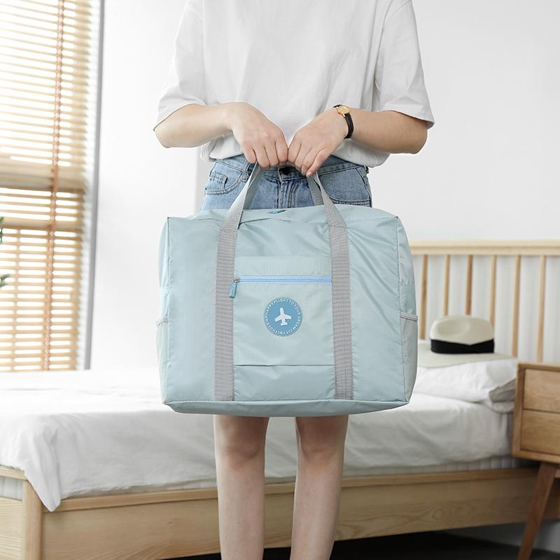 孕妇待产包袋子入院大容量旅行收纳袋整理袋衣服打包袋防水行李包