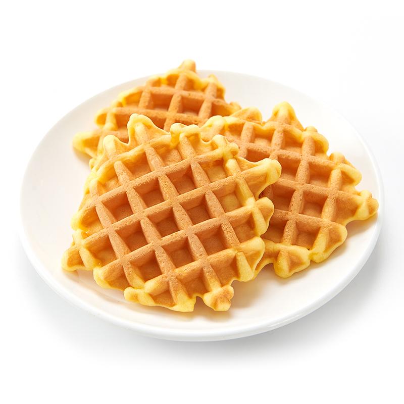 王冬有黄油软华夫饼早餐面包食品蛋糕网红营养休闲零食整箱糕点 No.1