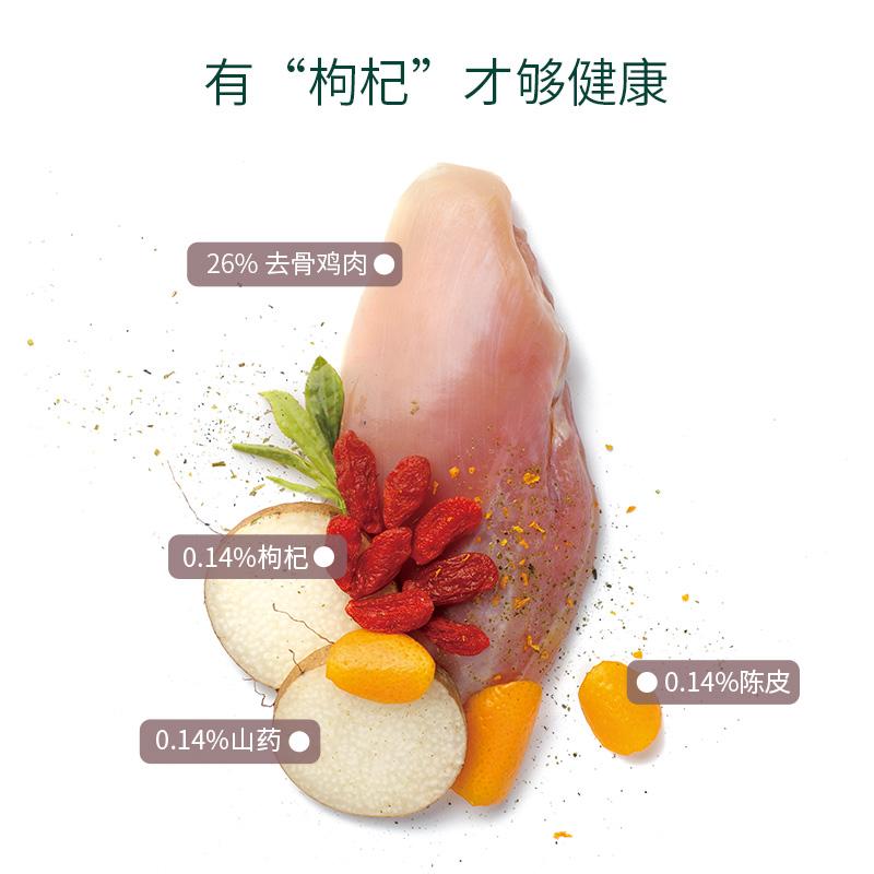 【灵萃】猫粮幼猫通用型无谷进口配方鲜鸡肉三文鱼油增肥发腮400g优惠券