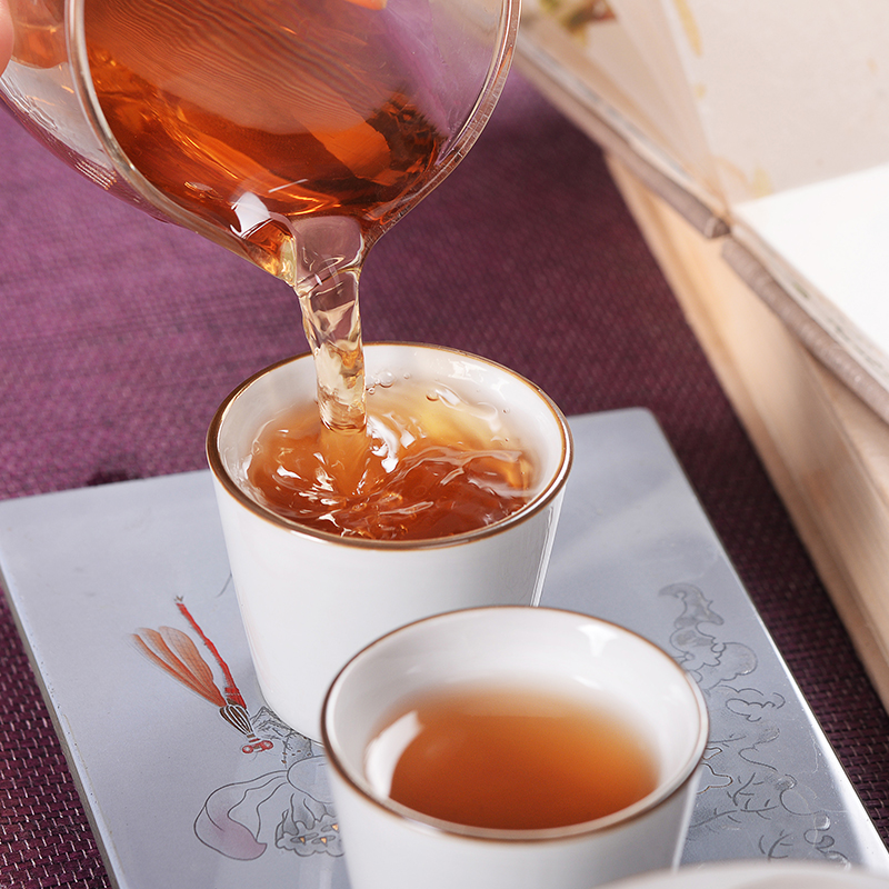 高浓度油切高山茶叶浓香型木炭技法散装罐装 500g 新茶黑乌龙茶 2019