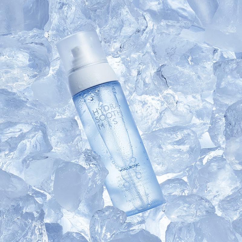 荷诺玻尿酸断食爽肤水喷雾舒缓修护补水保湿化妆水学生敏感肌可用