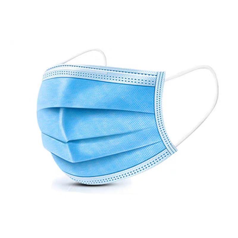 医用口罩一次性口罩医疗防护医护用男女三层透气学生口鼻防尘