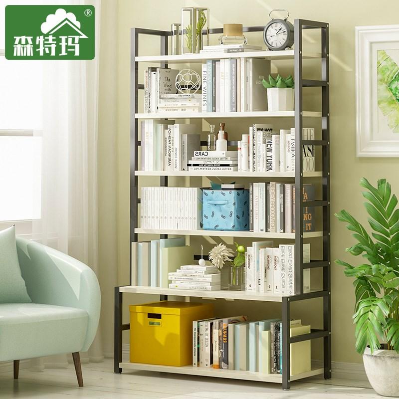 置物架类实木简易卧室客厅收纳