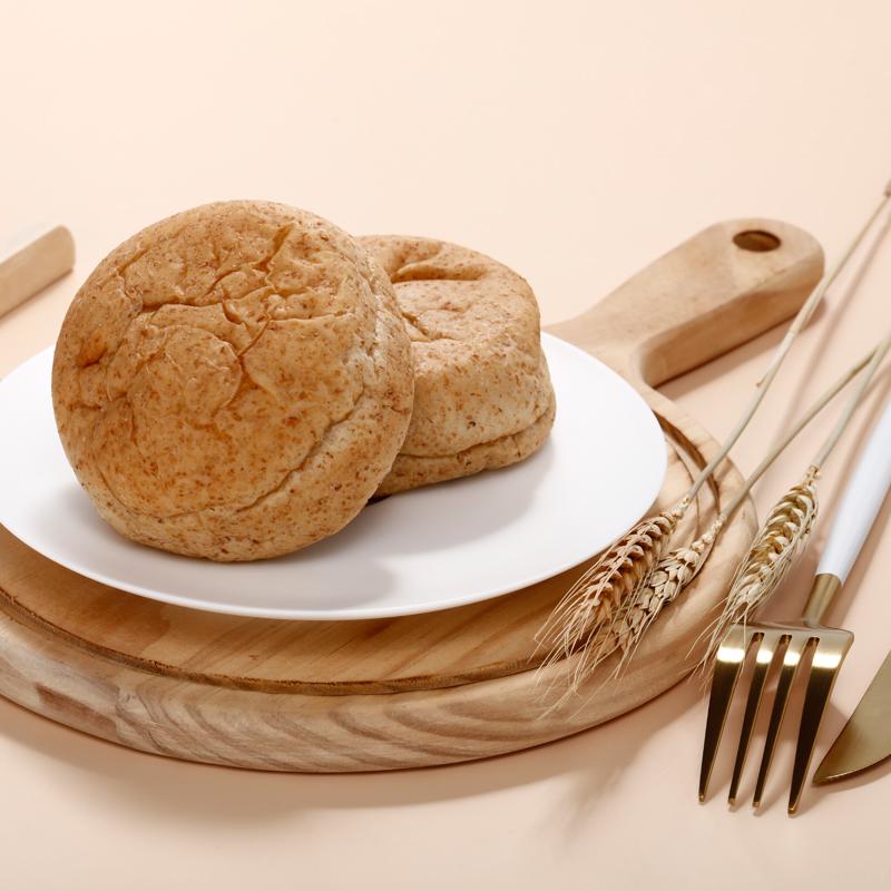 富翁记全麦面包整箱代餐营养早餐粗粮软欧包饱腹无蔗糖蛋糕点零食 No.3