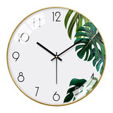 Vatican modern living room wall clock wall Nordic home fashion minimalist table clocks silent clock creative bedroom wall chart