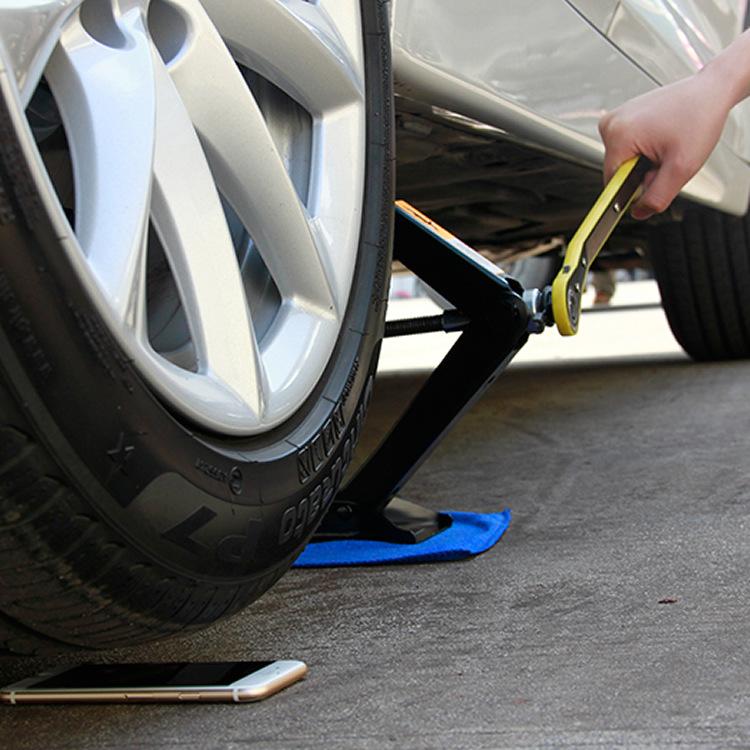 车载千斤液压充气小型轿车螺旋机械式立式手摇越野气动汽车迷你