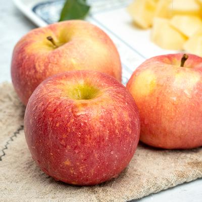 红富士苹果水果新鲜10斤脆甜冰糖心当季整箱礼品级大果批发丑苹果