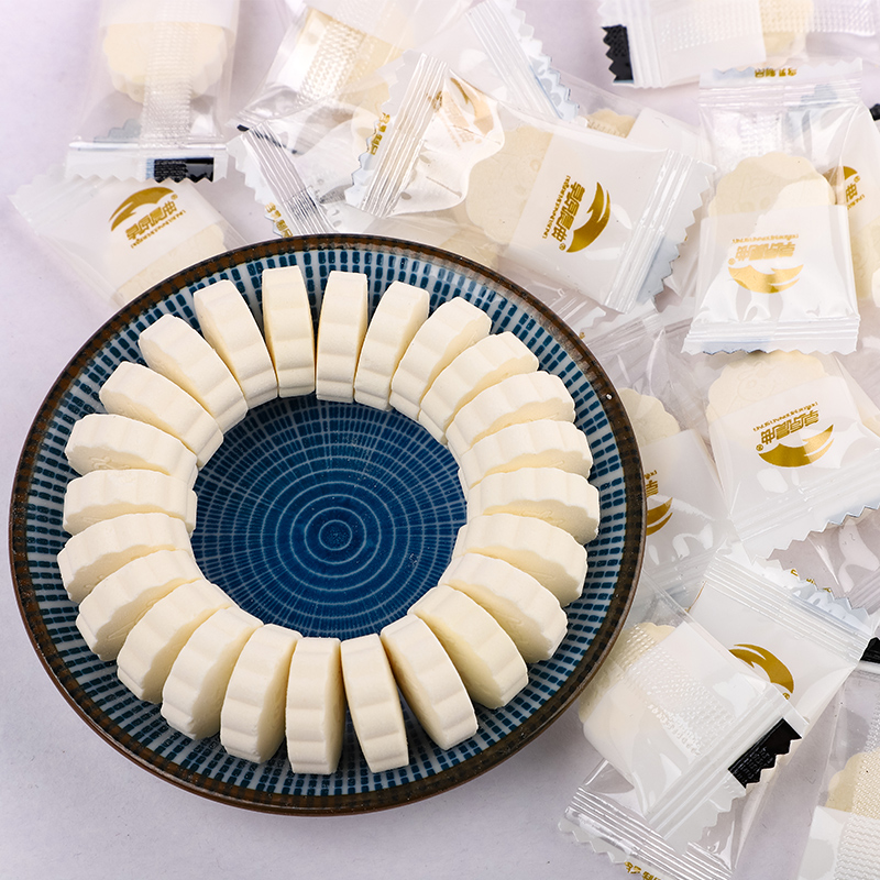 超值96克草原晨曲乳酸菌奶片大容量内蒙特产儿童宝宝休闲零食奶片