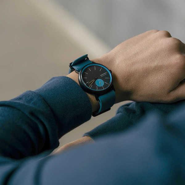 诗格恩运动简约情侣手表,500元左右时尚礼物