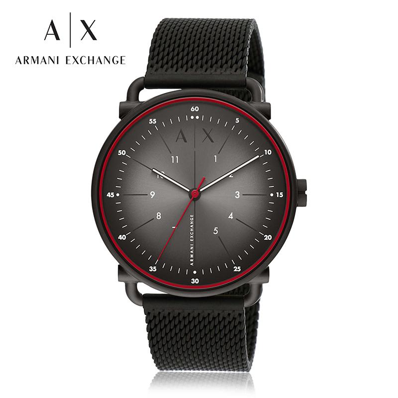 Armani Exchange阿玛尼手表正品男士表钢带时尚潮流男表AX2902