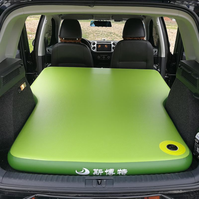 斯博特车载拉丝充气床垫后排座浆板硬板床车气垫橙啸帐篷气垫定制
