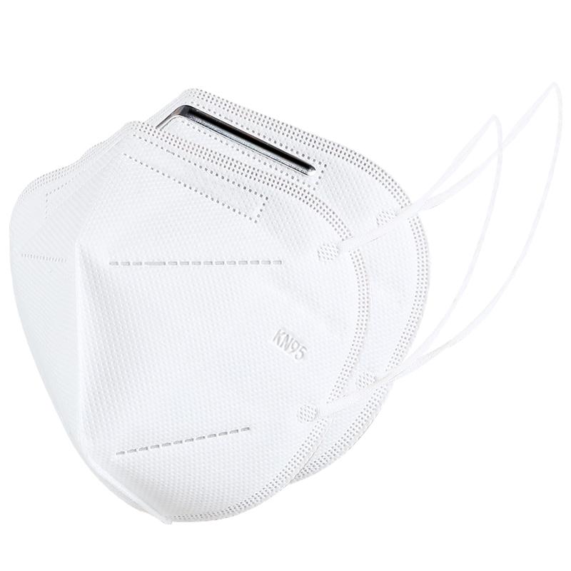 kn95口罩一次性冬季防尘透气工业粉尘n95口罩白男潮款女防护用品