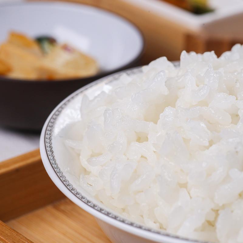 四季万邦东北大米10斤装珍珠米盘锦大米5kg2019新大米粳米珍珠米