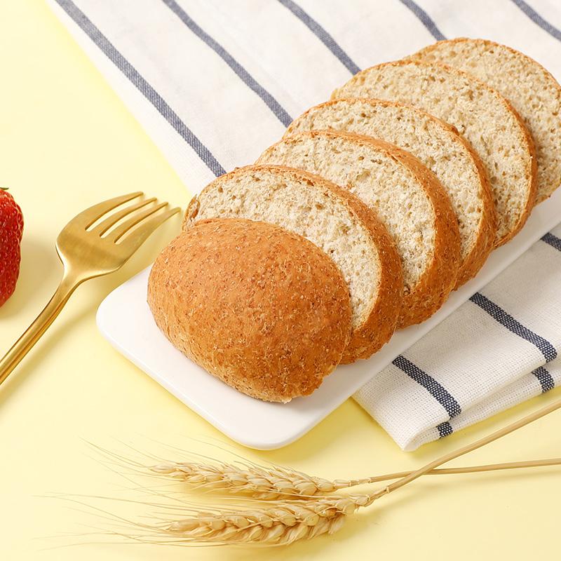 全麦面包  0脂无糖精整箱早餐健康代餐饱腹零食品减低脂卡欧包 No.3