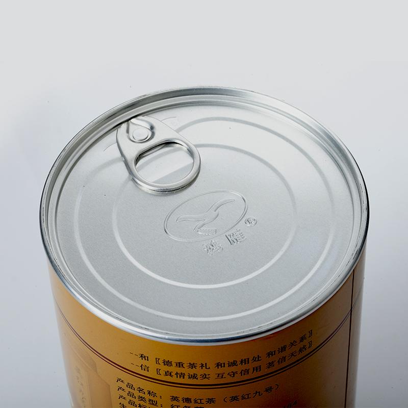 克 150 鸿雁茶叶正宗英德红茶英红九号广东特产人气口粮茶经典罐装