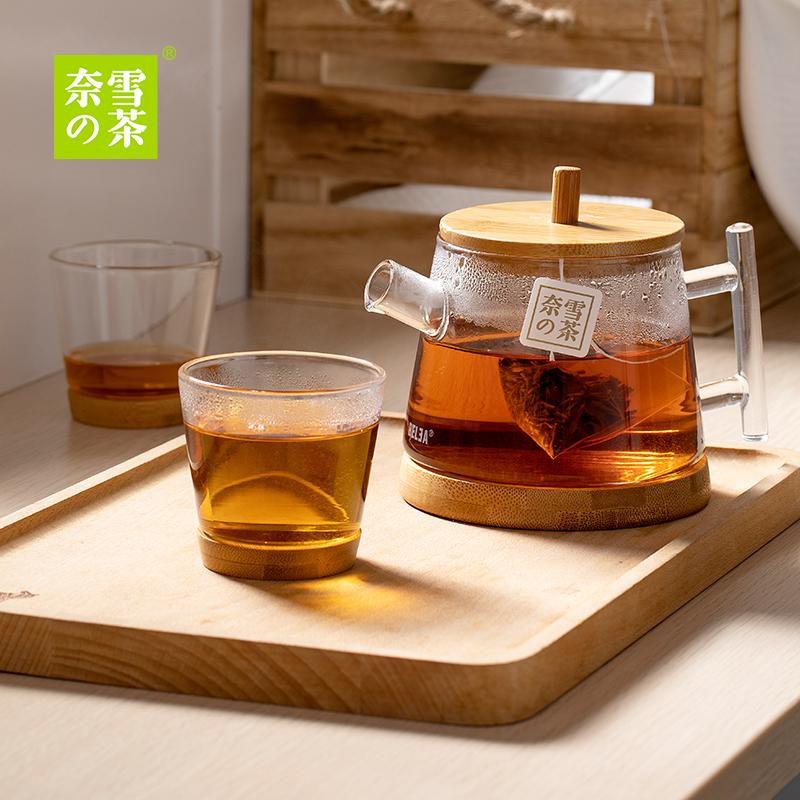 奈雪的茶 月光美人白茶 飘香茗茶系列白茶盒装茶叶