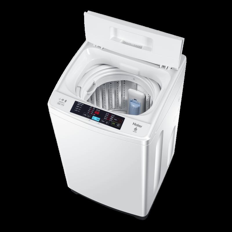 Haier 海尔 EB65M019 6.5公斤 全自动波轮洗衣机 689元包邮(需用券)(图1)
