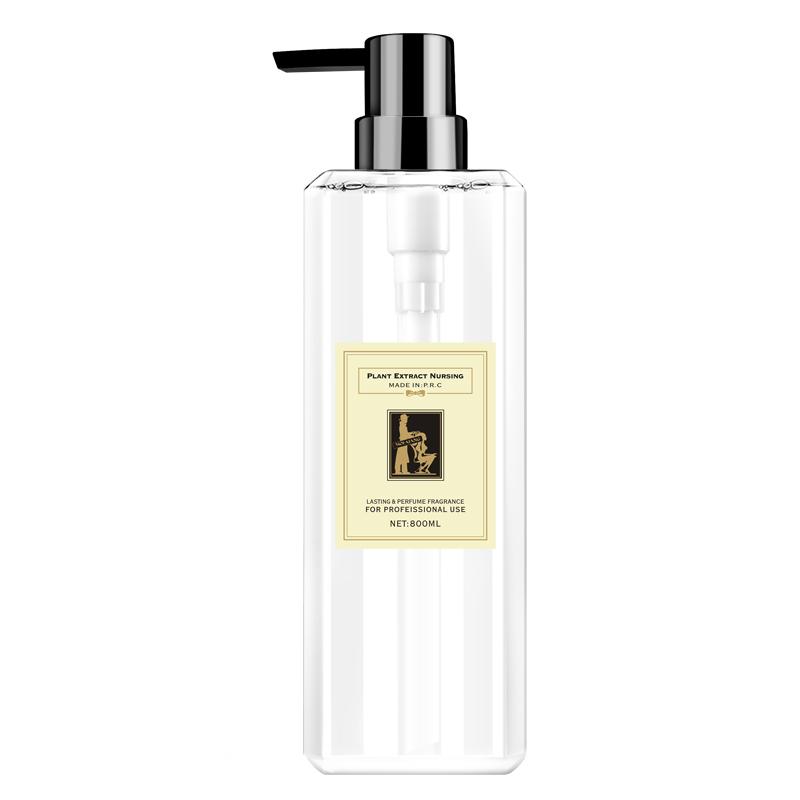 洗发水香味持久留香去屑止痒洗发露沐浴露套装男控油蓬松洗头膏女 - 图0