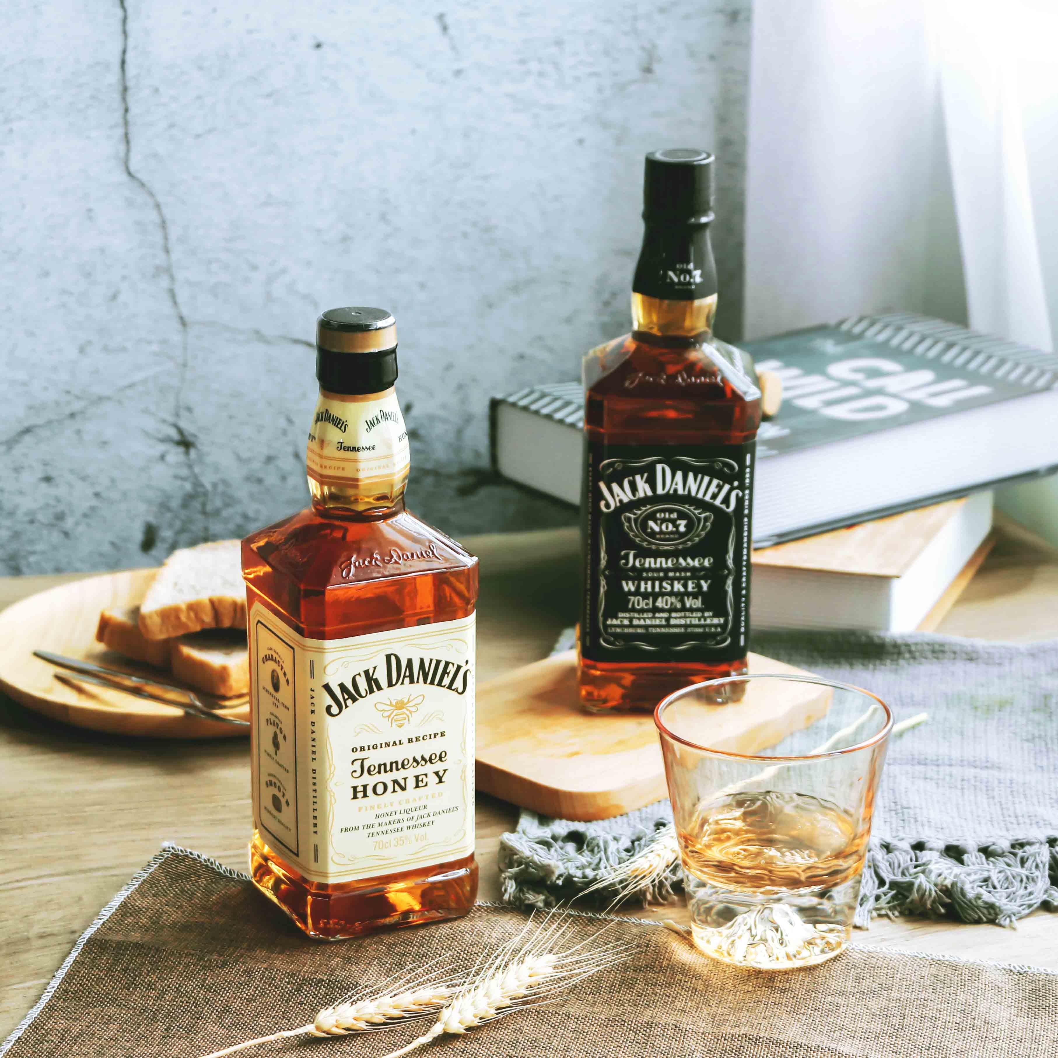 700ml 洋酒可乐桶威士忌酒 行货丨杰克丹尼美国 原味 JackDaniels
