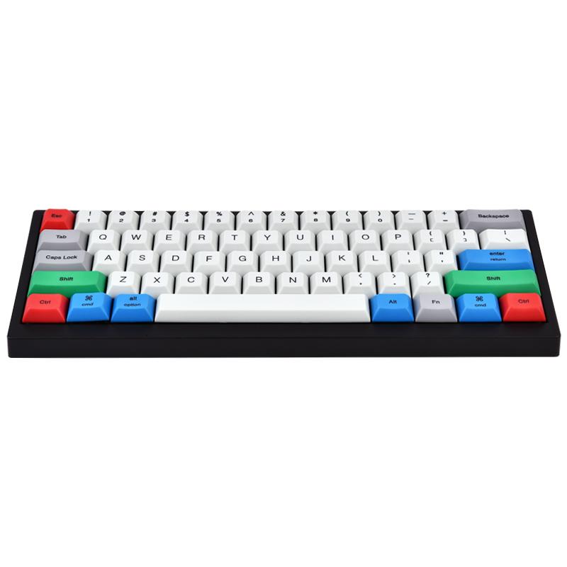 沃特概尔Tab60机械键盘cherry轴 蓝牙键盘 游戏键盘 办公 编程