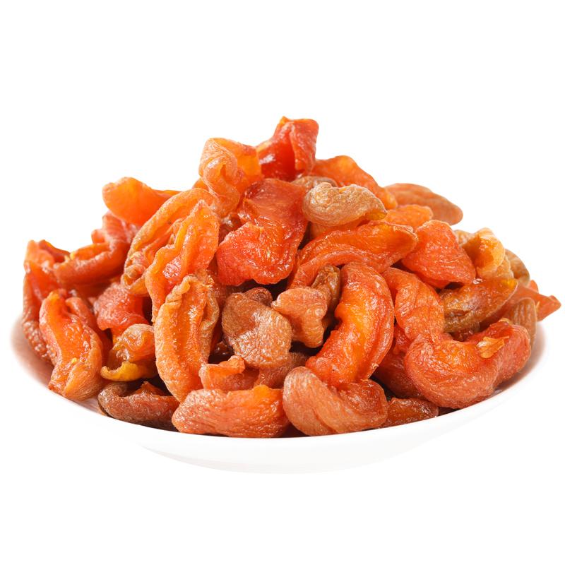 亚可喜杏条干500g山西阳高杏条酸杏条原味杏条偏酸无糖无添加天然