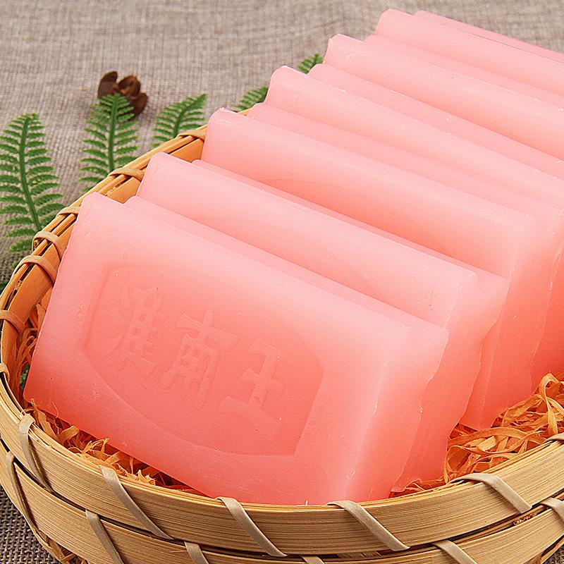 淮南王内衣皂除菌抑菌皂透明洗内裤专用清洁肥皂男女通用整箱批发